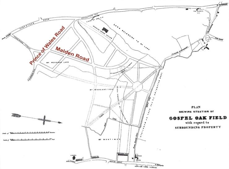 1840 Sounthampton Plan noted